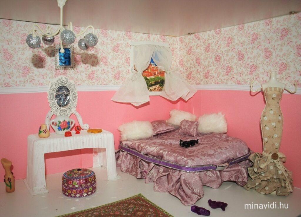Barbie-hálószoba