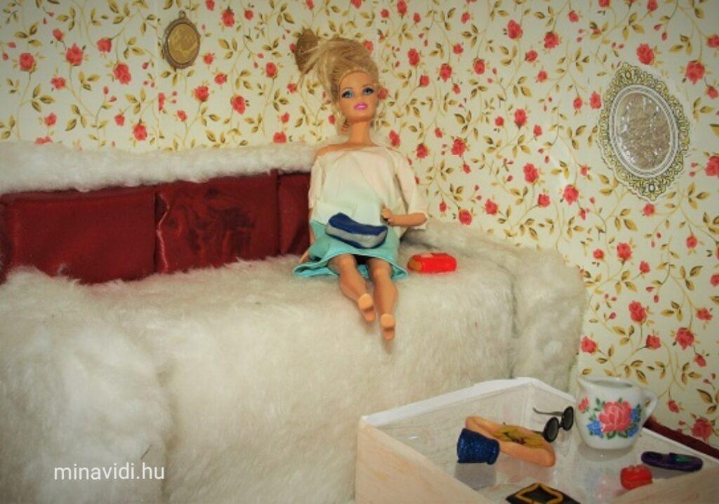 Barbie-kanapé