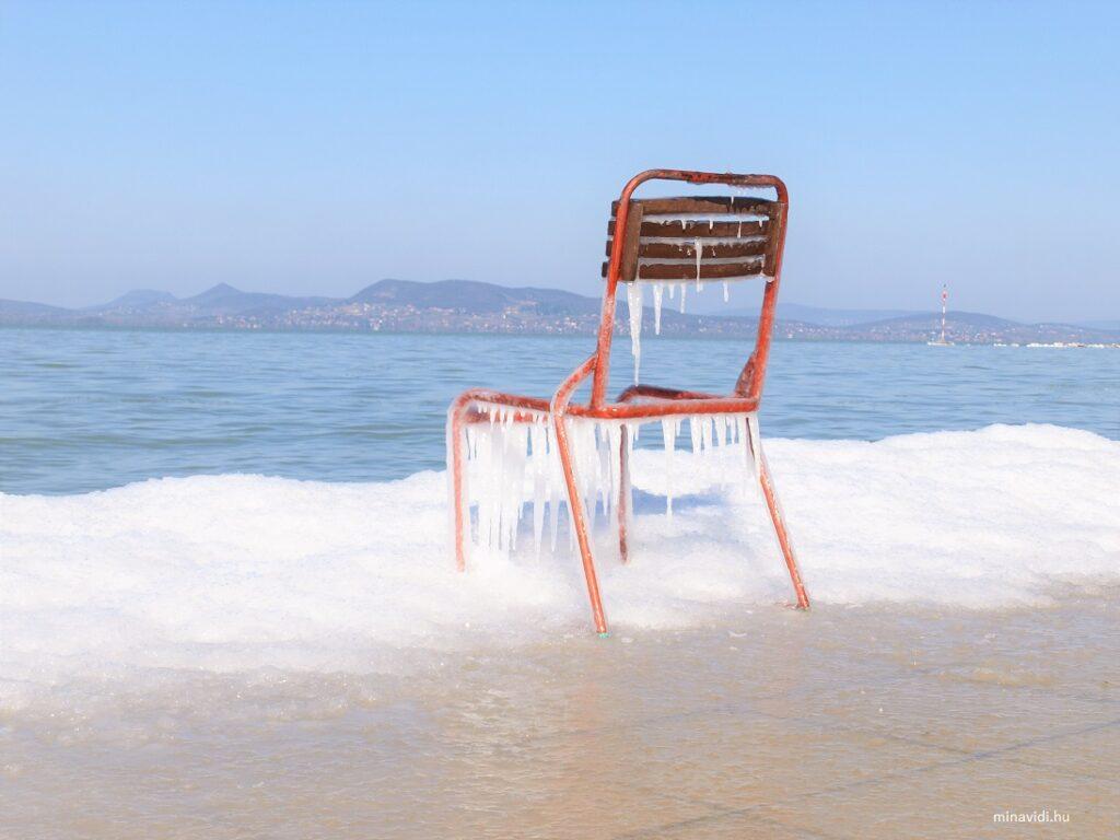 jeges szék