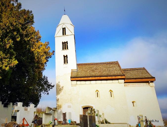 egregyi templom