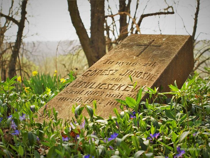 Béndekpuszta temető