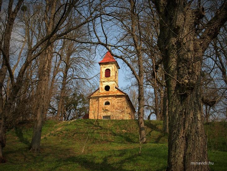 béndekpuszta templom
